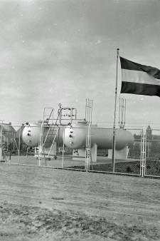 Wie regelde in 1956 het propaangas voor Reusel?