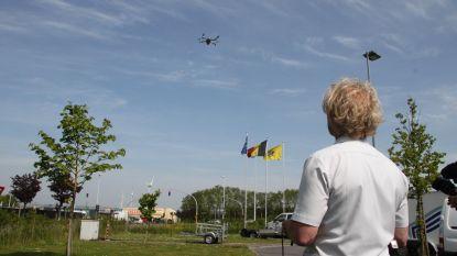 """Politiezone Arro Ieper kan voortaan drones inzetten: """"Extra ogen in de lucht"""""""