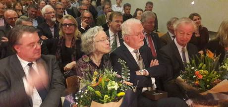 Erepenning voor natuurman Jan van der Straaten