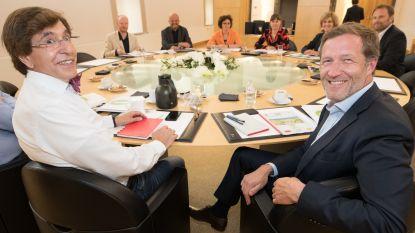 PS-top start morgen met tweede consultatieronde in Namen: MR, Ecolo en PVDA opnieuw uitgenodigd
