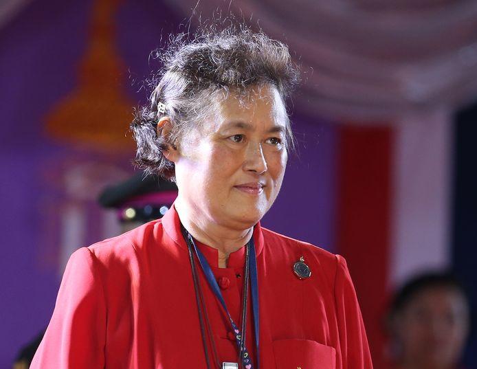 Prinses Maha Chakri Sirindhorn