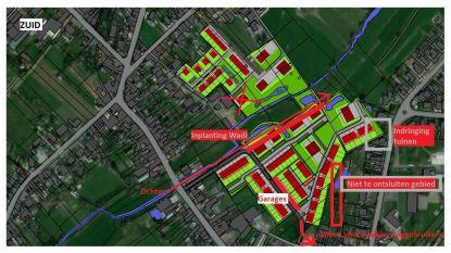 """Woonwijk in beekvallei krijgt groen licht, tot ongenoegen van actiecomité: """"Negatief advies is niet gevolgd"""""""