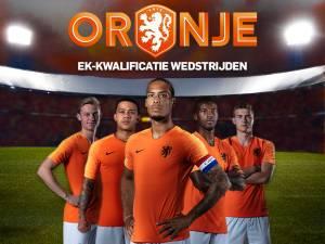 Win kaarten voor Oranje