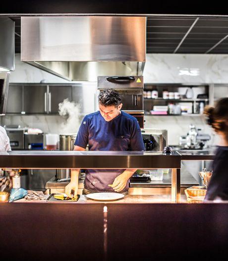De chef van restaurant LETS heeft de liefde die de bediening nog moet vinden