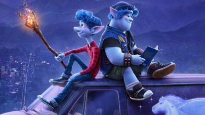 Disney Pixar toont eerste LGBT-personage in film 'Onward'