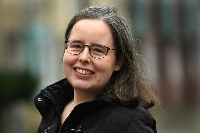 Culemborg Stadsdichter Ria van Koppen dacht: 'Laat ik eens proberen of ik het nog kan'.
