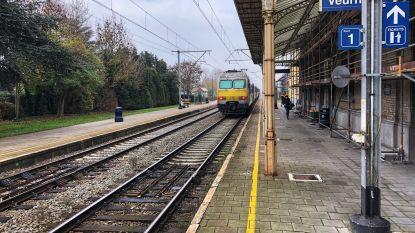 Perrons worden veiliger gemaakt: twee weekends geen treinen