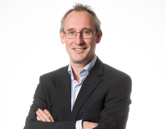 Lucas van Houtert, hoofdredacteur Brabants Dagblad.