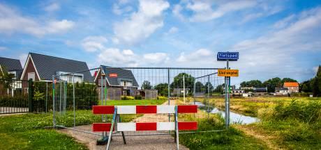Fietsers de kluts kwijt: enige fietspad tussen de Biezenwijk en de Groeneweg is ineens weg