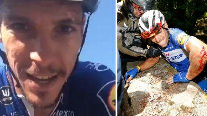 KOERS KORT (20/08). Gilbert zit na horrorcrash terug op de fiets - Lampaert verlengt contract bij Quick.Step - Bak verlaat Lotto