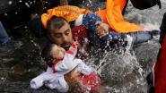Migrantenboot kapseist voor Lesbos, minstens zes doden onder wie twee kinderen