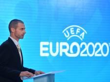 """Le président de l'UEFA: """"Le sport a été mis à mal par un adversaire invisible et insaisissable"""""""