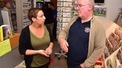 Inbreker slaat in kwartier twee keer toe in Wervik: tearoom en krantenwinkel geviseerd