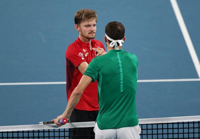 David Goffin en Grigor Dimitrov.