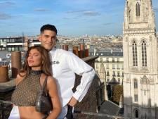 Kylie Jenner se balade dans les rues de Paris avec l'ex de Jordyn Woods