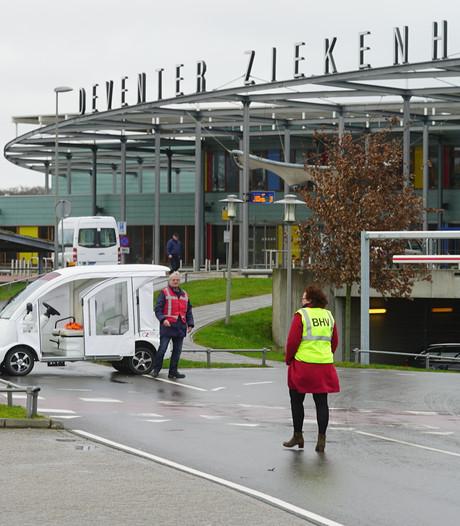 Ziekenhuis Deventer over op noodstroom door elektriciteitsdips