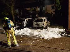 Autobranden Malden gericht tegen één persoon