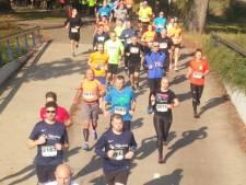 Zon en veel deelnemers bij jarige Krollenloop Veghel
