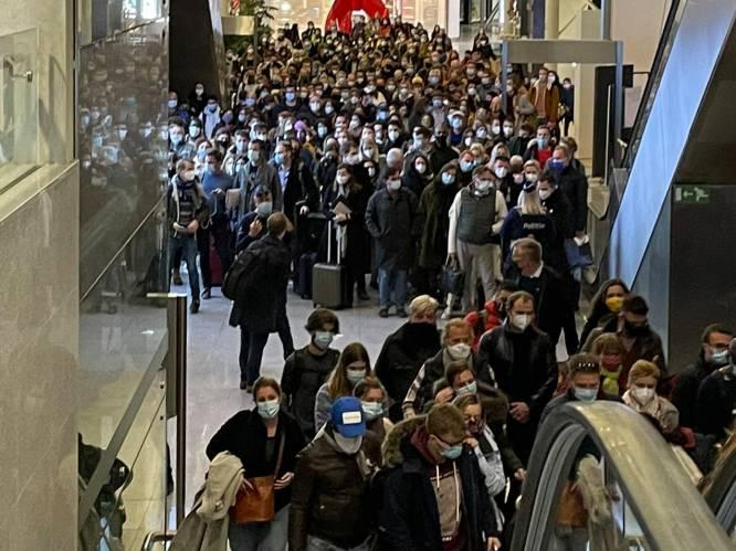 """""""Communicatiefoutje"""" zorgde voor chaos in luchthavengebouw Zaventem"""