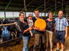 Een eeuw boeren aan Steinsedijk: vierde generatie aan het hoofd van boerderij