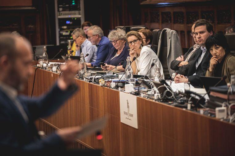 De zwaarste gemeenteraad tot nu, onder burgemeester Mathias De Clercq