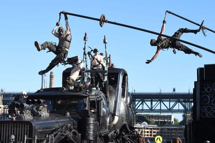 """Comment imaginer aujourd'hui un tournage comme """"Mad Max""""?"""