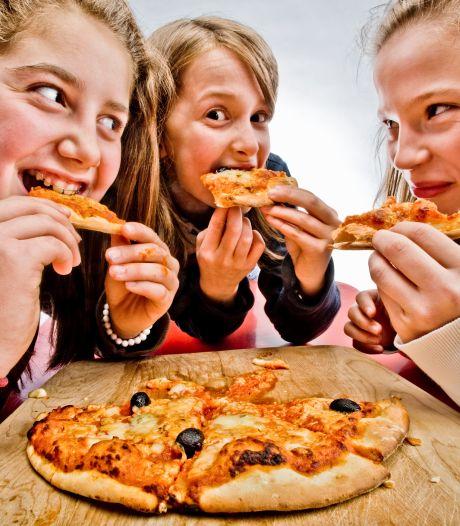 Voor de klas: Pizza's en pannenkoeken mee naar school