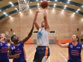 Basketballers BC Vlissingen gaan door de 100 heen en staan aan kop