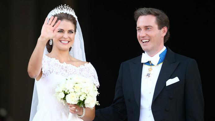 Zweedse Prinses Madeleine Geeft Ja Woord Buitenland Ad Nl