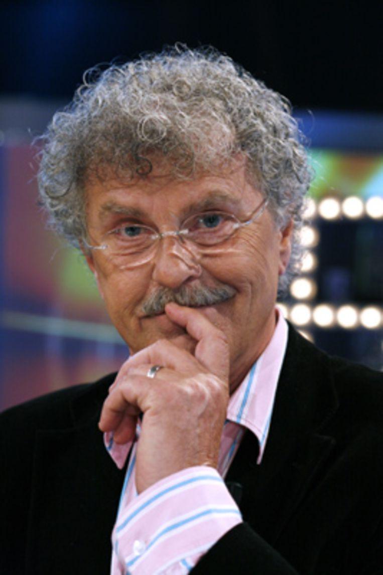 Zanger Robert Long is overleden. (ANP) Beeld