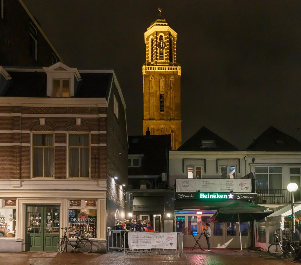 Club Bommel is gevestigd aan de Jufferenwal in Zwolle.