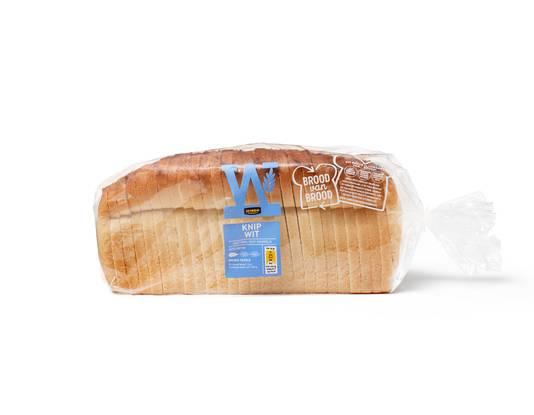 Het brood gemaakt uit retourbrood van Jumbo.