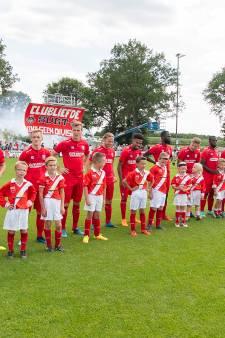 Fleringen ontvangt FC Twente voor twee duels van één uur