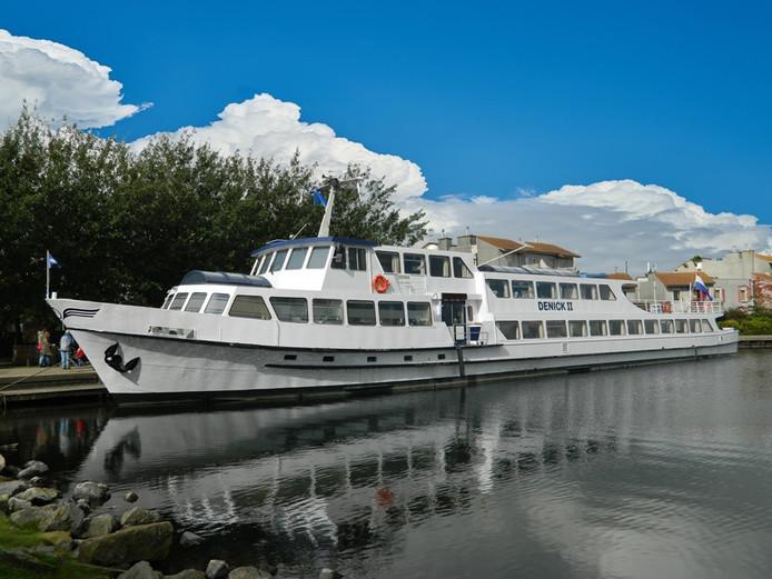 Op deze boot wordt het zaterdag knallen!