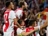 Ajax sterk uit de startblokken met 3-0 tegen Athene