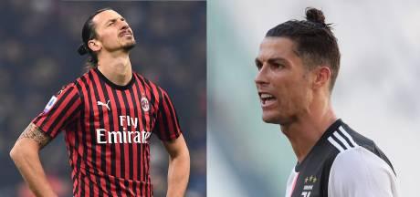 AC Milan - Juventus en het gigantische verschil dat steeds groter wordt