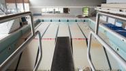 Afbraak oud zwembad komt nu goed op gang