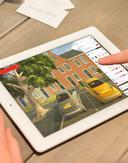 Smart2IT brengt 3D-tekeningen van een woning tot leven.