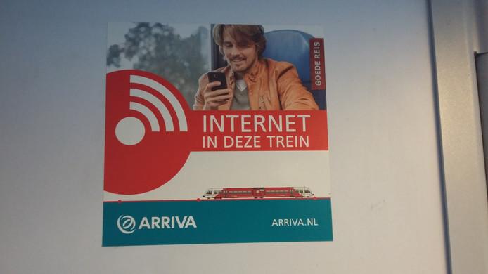 Wifi In Arrivatrein Doet Het Al Maanden Niet Maar
