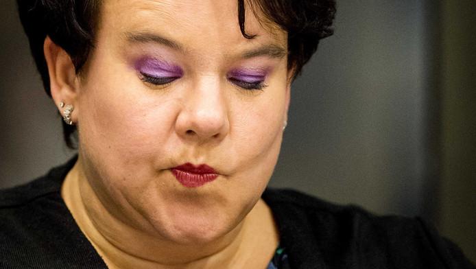 Staatssecretaris Sharon Dijksma