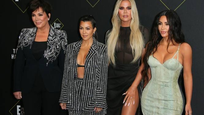 Allerlaatste opnamedag 'Keeping Up With The Kardashians' zit erop