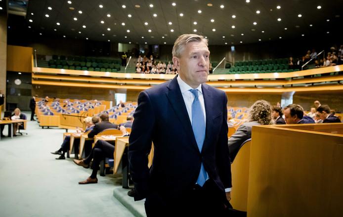 CDA-leider Sybrand Buma.
