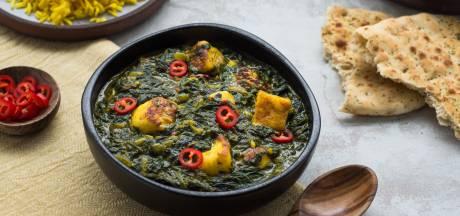 Wat Eten We Vandaag: Indiase saag paneer
