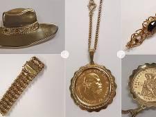 Wie herkent de sieraden die inbrekers in Genemuiden bij zich hadden?