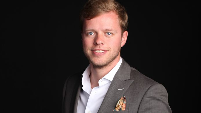 Jorn de Vries, ceo van Flitsmeister.