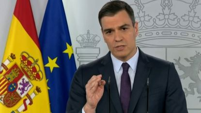 Lichte versoepelingen in Spanje: sporten in buitenlucht mag weer vanaf 2 mei