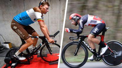 Verdwijnen Ridley en Merckx uit het peloton?