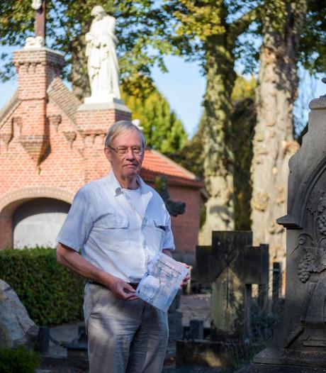 Boek over zouaven en begraafplaatsen in Oirschot van Paul Stoffels
