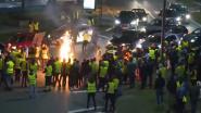 """""""80 procent relschoppers Charleroi al gekend"""", vanavond opnieuw filterblokkades in Wallonië"""