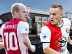Ajax in eigen huis al meer dan tien jaar ongeslagen tegen Feyenoord